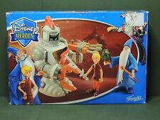 Merlin enchanteur Playset Figurine Disney Heroes FAMOSA Figure Sword in stone B