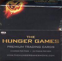 Hunger Games Movie Card Box