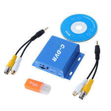 C-DVR 1CH Video 1CH Audio TF Card Video Recorder DVR CCTV Cameras New IB