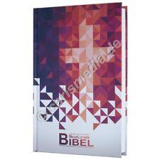 "DIE BIBEL: NeueLuther Bibel - Motiv ""KREUZ"" ca. 13x20 cm - statt ehem.9,95 °CM°"