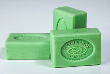 Quality Haci Sakir Pure Olive Oil and honey Soap.For face and body. 4 Bar 700g.!