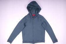 Hugo Boss sweatjacke suéter hoody chaqueta verde señores tamaño XS