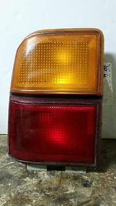 86 1986 Oldsmobile 88 Eighty Eight Left Drivers Side Tail Light OEM