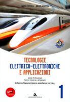 Tecnologie elettrico-elettroniche e applicazioni, A.Mondadori, cod:9788824738729