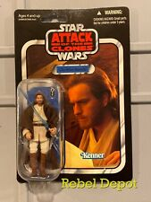 "Star Wars The Vintage Collection VC31 Obi-Wan Kenobi 3.75"" New On Card"