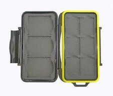 JJC MC-SD6CF3 Rugged Waterproof Memory Card Case (3x CF / 6x SD)