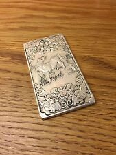 Silver Antique Chinese Paintings & Scrolls