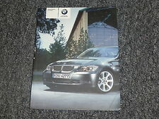 2008 BMW 323i 328i 328xi 335i 335xi Owner's Owner Manual User Guide 3.0L