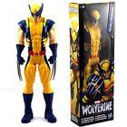 New 12'' Gift Toy The AVENGERS Legend MARVEL Wolverine TITAN HERO ACTION FIGURE
