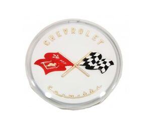 USA-Made! 1953-55 Corvette Horn Button Assembly New Trim Parts!