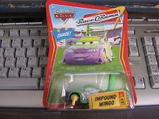 DISNEY PIXAR CARS CHASE IMPOUND  WINGO RACE ORAMA