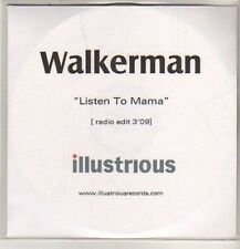 (DB624) Walkerman, Listen To Mama - DJ CD