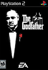 Godfather: The Game PS2 (Sony PlayStation 2, 2006) Black Label - Guaranteed!