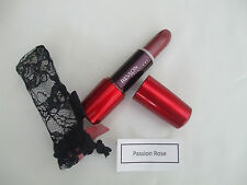 Revlon Creations Rouge Fever Lipstick Passion Rose New