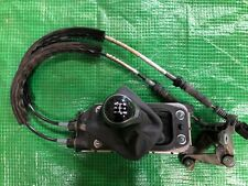 VW UP SEAT MII SKODA CITIGO 5 SPEED MANUAL GEAR STICK SELECTOR + CABLES (11-17)