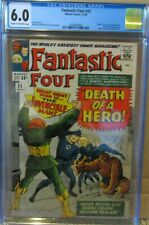 Fantastic Four #32 CGC 6.0 FN