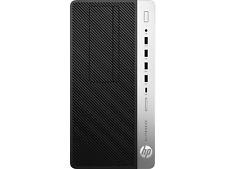 HP EliteDesk 705 G4 Microtower-PC AMD Ryzen 5 PRO 2400G, 8GB  RAM, 256GB SSD,