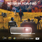 BenQ W2700 True 4K HDR Projector with DCI-P3/Rec.709 OSD 28 Languages Support