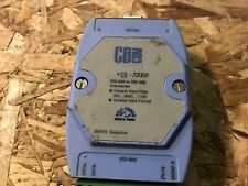 CBCOM, Relay, #7520, #RS-232-RS-485,  30 day warranty