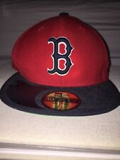 Boston Red Sox New Era MLB Authentic Collection 59fifty,Fitted,Cap,Hat