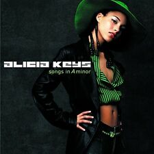 Songs In A Minor - 2 DISC SET - Alicia Keys (2016, Vinyl NEUF)