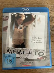 MEMENTO - Christopher Nolan - Blu-ray - Super Zustand