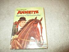 Vintage Annette and the Mystery at Moonstone Bay Hardcover Book