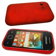 caseroxx TPU-Case for Samsung S5360 Galaxy Y in red made of TPU