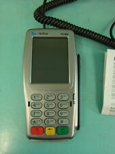 Verifone Vx820 Credit Debit Card Reader Terminal Retail Pos Keypad Wired Used