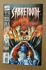 SABRETOOTH Vol. 1 #2 1993 VF