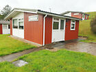 Holiday Home Chalet - Beautiful West Wales 2 Bedroom. Coastal Property FOR SALE