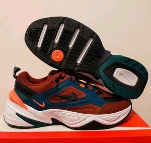 peine Mandíbula de la muerte Despertar  Nike M2K Tekno Brown Athletic Shoes for Men for Sale | Authenticity  Guaranteed | eBay