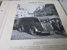 Internationales Automobil Archiv 4 Alltag 4054a Markttag Frankreich 1962