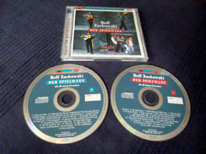 2xCD Rolf Zuckowski Der Spielmann Best Of Greatest Hits Das Beste von 1977-1997