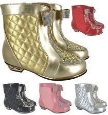 Girls' Zip Shoes
