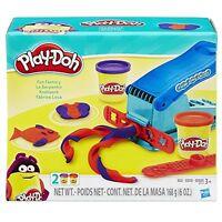 Play-Doh Fun Clay & Dough Factory Set