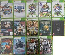 Giochi Xbox 360 usati in ottime condizioni - scegli dalla lista