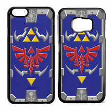 The Legend of Zelda Ocarina of Time Hard Plastic Case Cover For iPhone Samsung