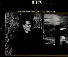 U2 Where the streets have no name (#664988) [Maxi-CD]