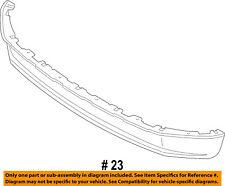 FORD OEM F-350 Super Duty-Bumper Spoiler-Valance Panel Lip Chin BC3Z17626BA