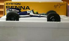 1:18 Minichamps Formula 1 Brabham BMW BT52B Ayrton Senna Test Paul Ricard 1983