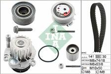 DODGE AVENGER 2.0D Timing Belt & Water Pump Kit 07 to 11 ECD Set INA 68000678AA