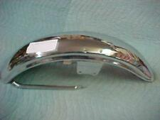 KZ400 Front Fender, Excellent Chrome!