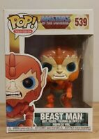 Funko Pop! - Masters of the Universe - Beast Man #539 - Vinyl Figure