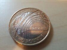 £2 Coin - Isambard Kingdom Brunel Paddington Station (2006) Used