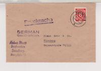 All.Bes./Gemeinsch.Ausg. Mi. 917, EF, Bamberg, 8.5.46