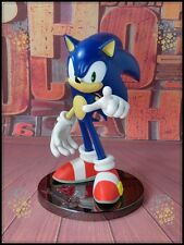 Sonic the Hedgehog Blue 20th Years Aniversary PVC Figure Toy Collection Gift NEW