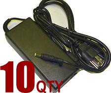 10 HP Compaq ,Asus AC Adapters 90 Watt 19V, 4.74A / 4.8/1.7mm yellow tip