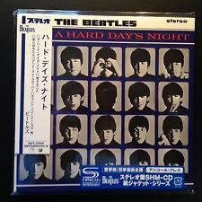 A Hard Day's Night by The Beatles (SHM-CD, 2015, Mini-LP, OOP, Universal Japan )