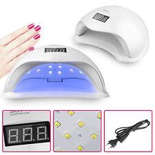 Pro SUN5 48W UV LED Séchoir à ongles lampe UV Nail Art Polish Dryer Manicure Kit